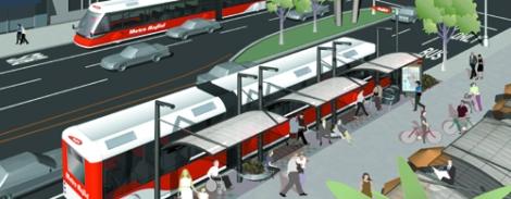 Rapid Bus concept