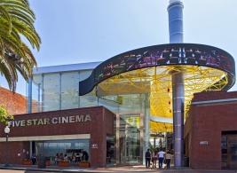 MGN Five Star Cinema by Alajajian Marcoosi Architects