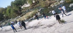 Woodbury Urban Design students visit the LA River