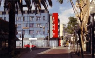 Laemmle Cinema Lofts by Withee Malcolm Architects