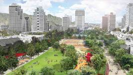 """The Soul"" Geneva Facing West"