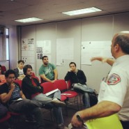 Small Lot Research Seminar learns about the Fire Code