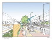 San Fernando Road as drawn by CityWorks Design