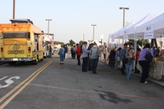 Outreach events feature Food Trucks