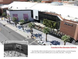 Transform the Glendale Galleria