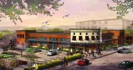 Montrose Trader Joe's by Kip Klayton Architects