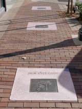 Cowboy Walk of Fame, Old Town Newhall
