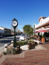 Main Street, Old Town Newhall