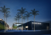 MONA Paseo (rendering by Shimoda Design Group)