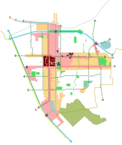 South Glendale Plan Framework
