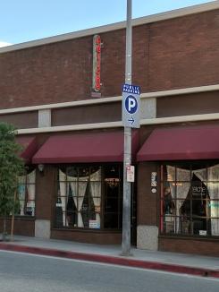 Parking Wayfinding Sign