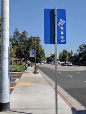 Parking Wayfinding Signs