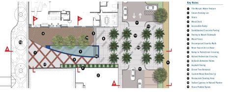 MONA Paseo Plan by AECOM