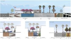 MONA Paseo Sections by AECOM