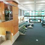 The Central Reading Room (photo by Glendale Library Arts & Culture Dept)