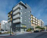 Kenwood Avenue Facade (photography by Meta Housing)