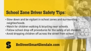 School Zone Safety Tips