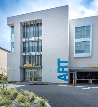 ACE121 Gallery Exterior (photo by Studio One Eleven)