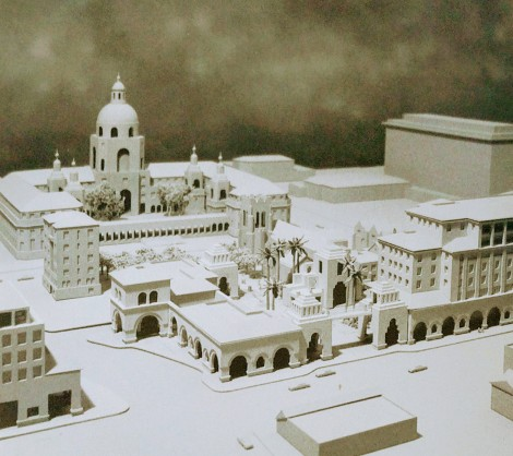 Plaza Las Fuentes Model