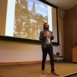 """Speaking at """"Anomaly"""" - 2018 AIAS West Quad Conference"""