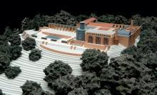 clos pegase hilltop estate model.jpg